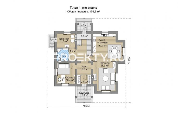 План проекта Виктория