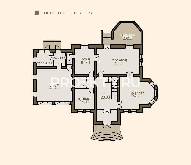 План проекта Лира
