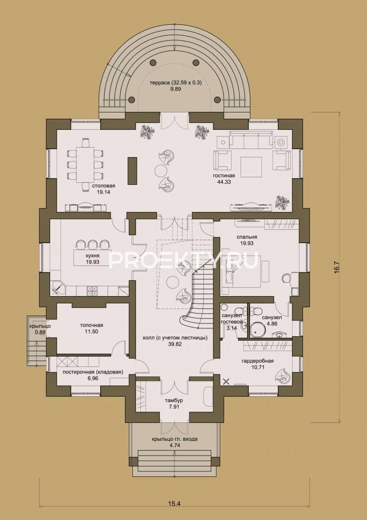 План проекта Мерано