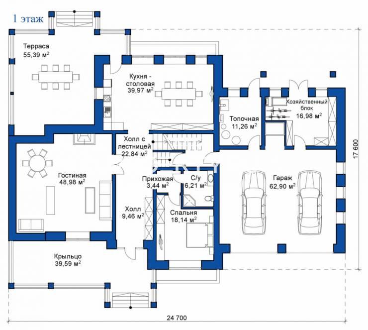 План проекта Мирабель 3