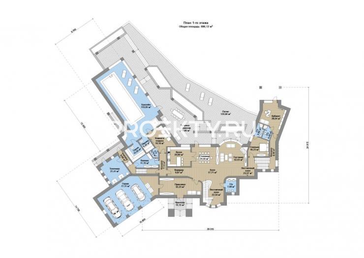 План проекта Монако