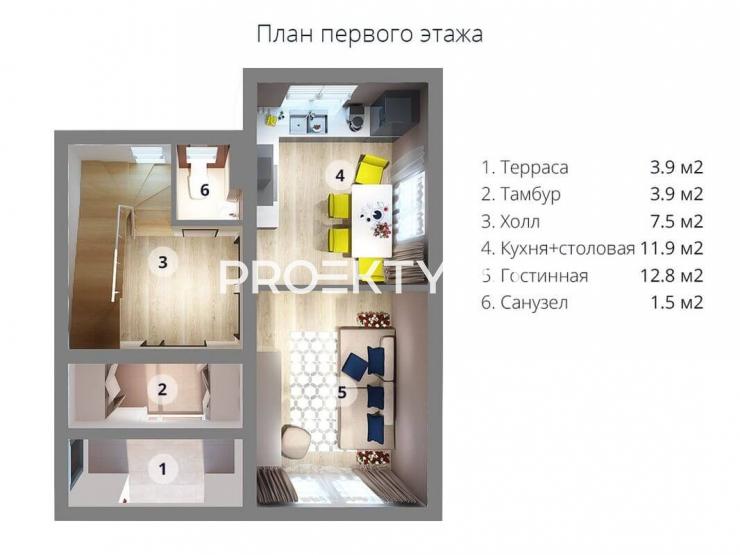 План проекта МС-113