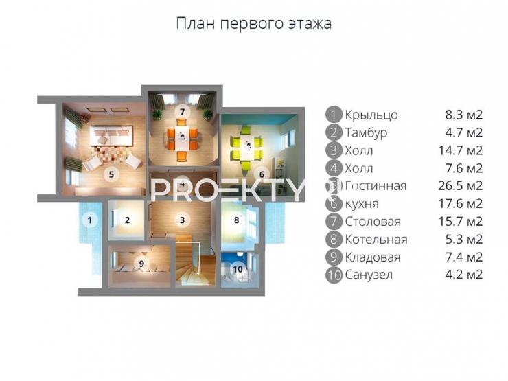 План проекта МС-253