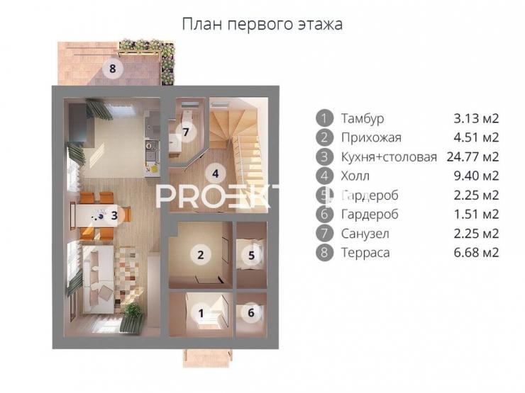 План проекта МС-97
