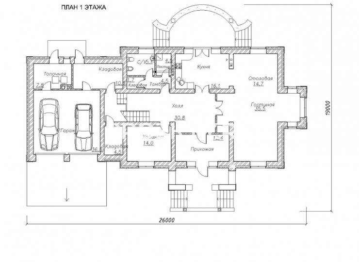 План проекта Эврика