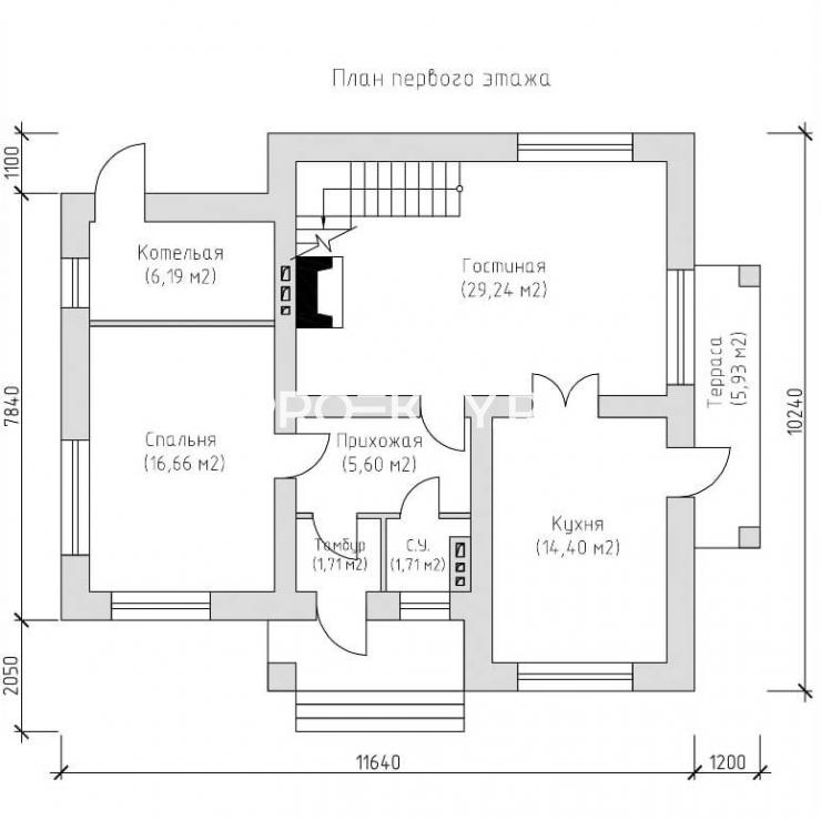 План проекта Лавальд 1
