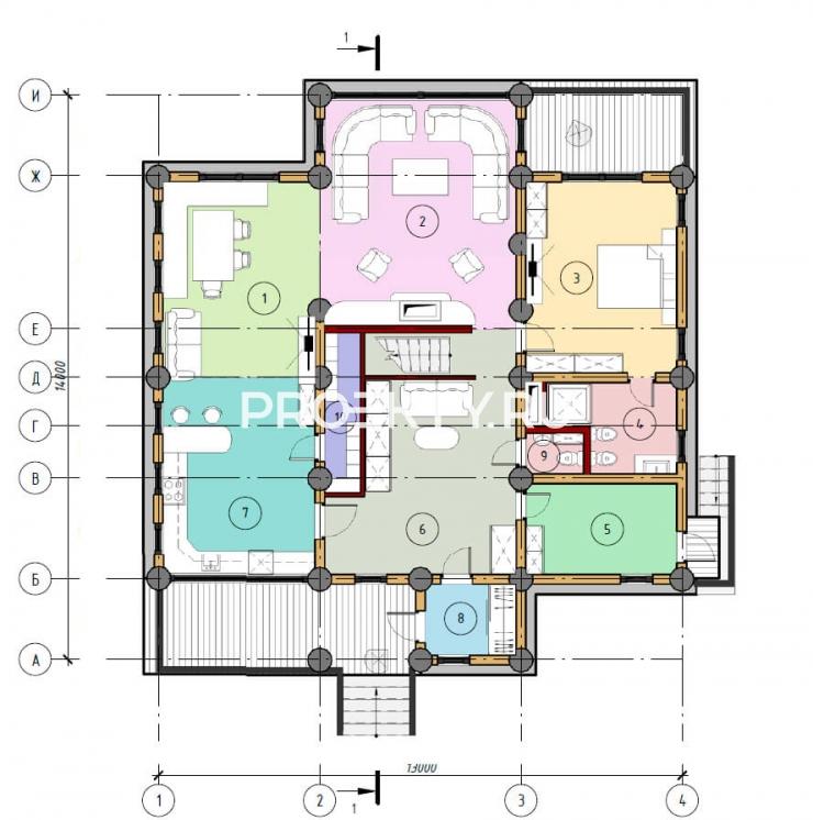 План проекта СЛ-01-243