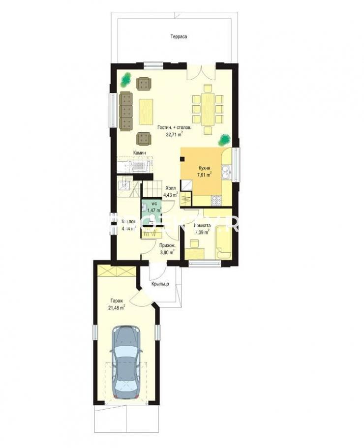План проекта Первый дом-2