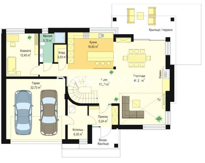 План проекта Ривьера-3