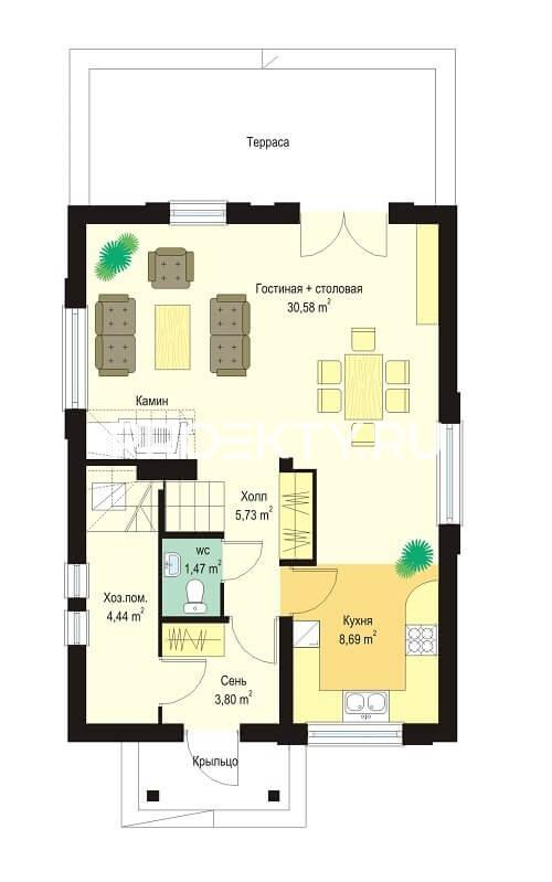 План проекта Первый дом