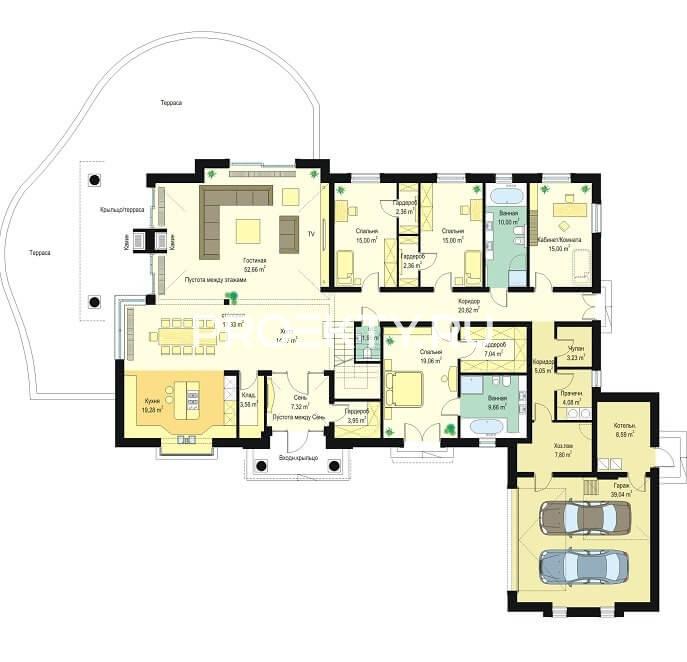 План проекта Парковая Резиденция-2
