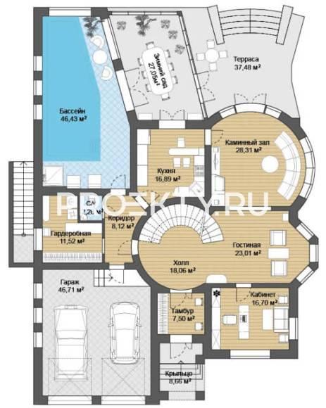 План проекта Таскана 2
