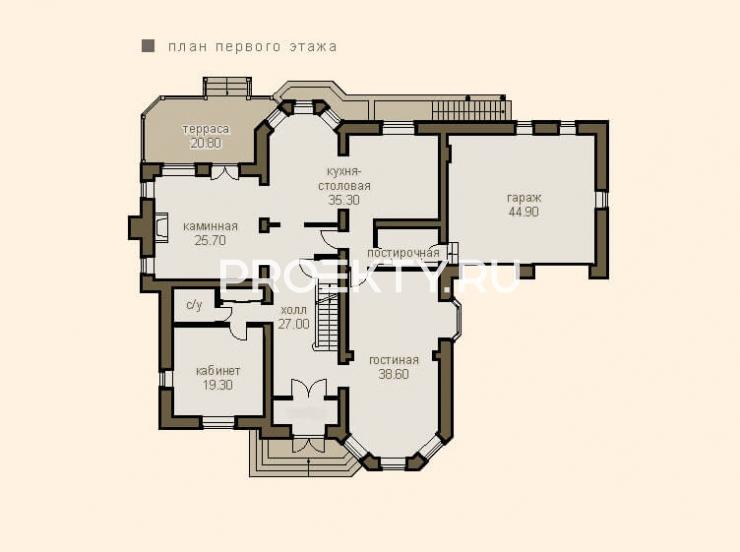План проекта Версаль