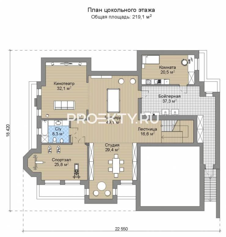 План проекта Римини