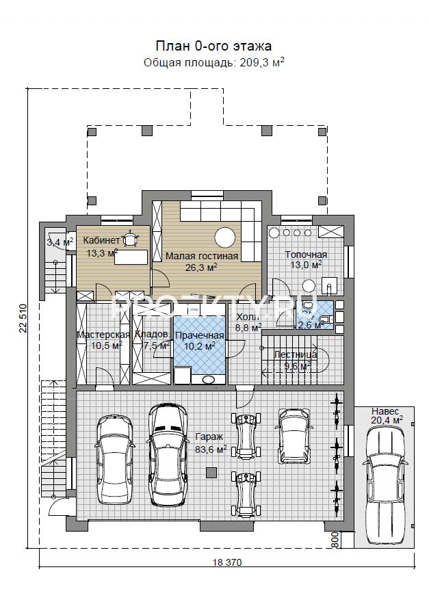 План проекта Сиера