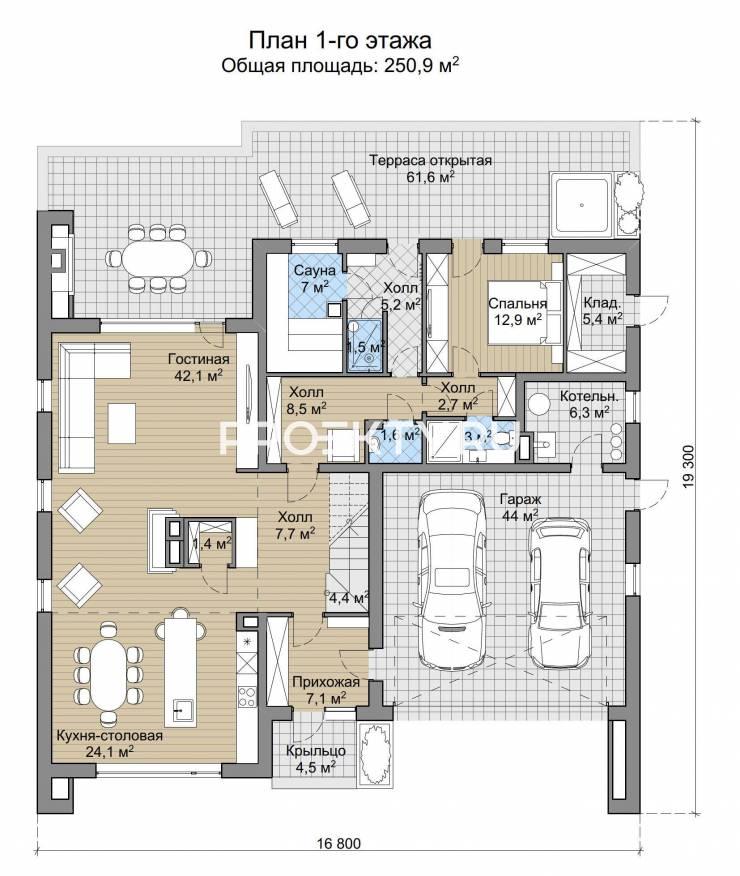 План проекта Турин