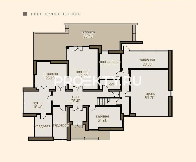 План проекта Витрувий