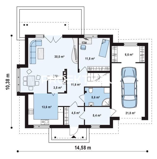 План проекта Z108