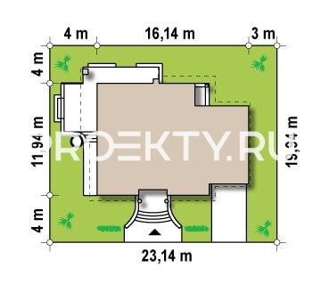 План проекта Z109
