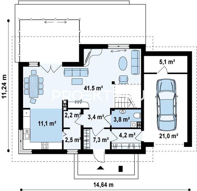 План проекта Z118