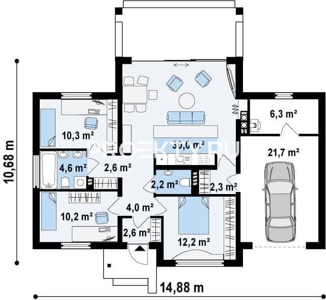 План проекта Z151