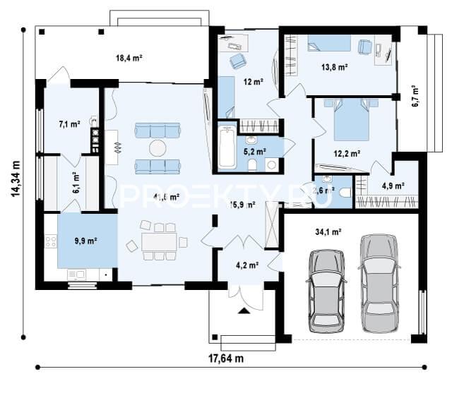 План проекта Z152