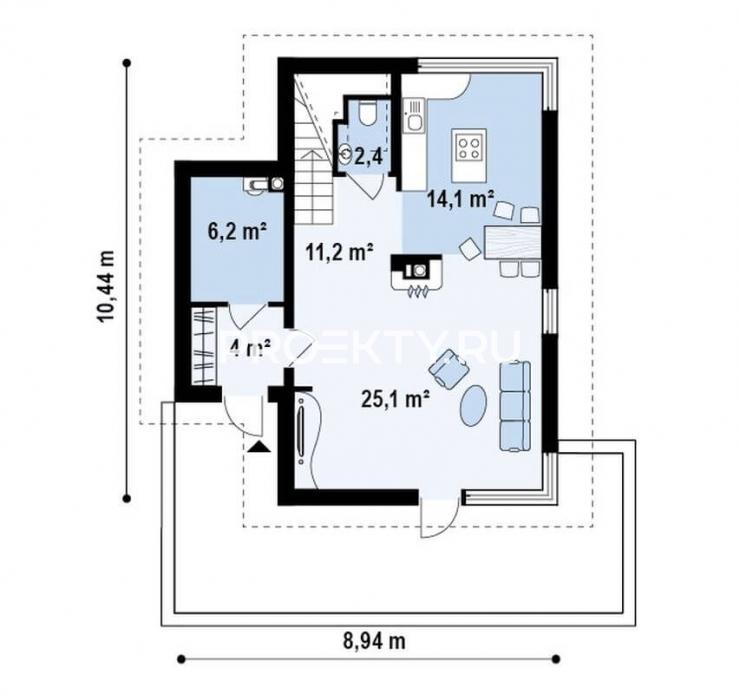 План проекта Z155