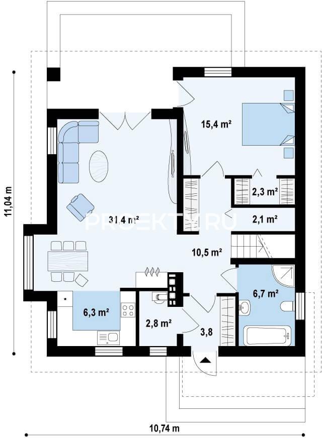 План проекта Z166