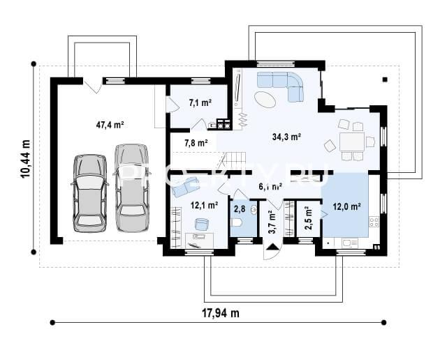 План проекта Z171
