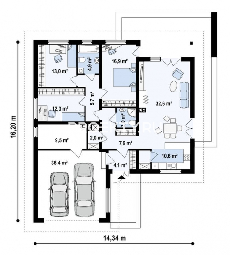 План проекта Z203