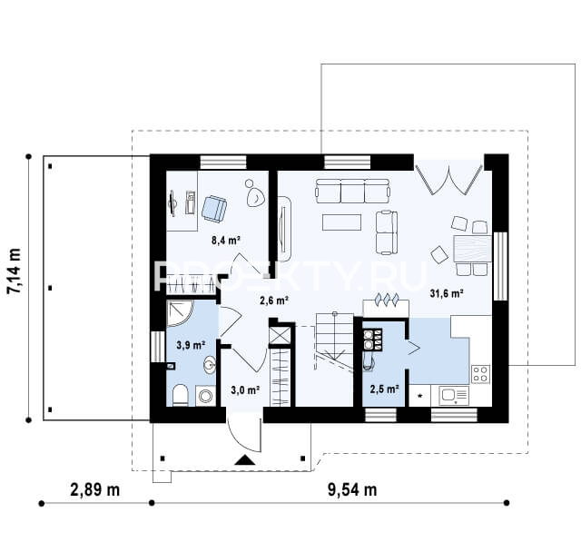 План проекта Z216