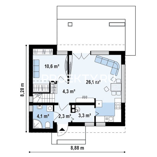 План проекта Z221