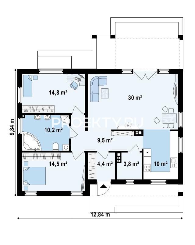 План проекта Z251