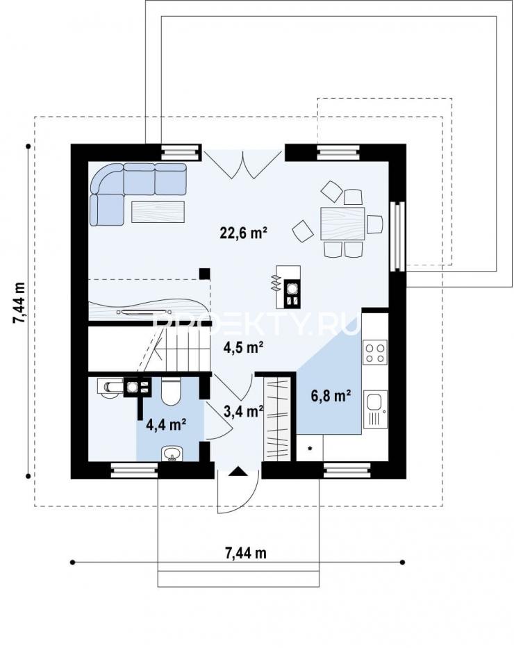 План проекта Z264