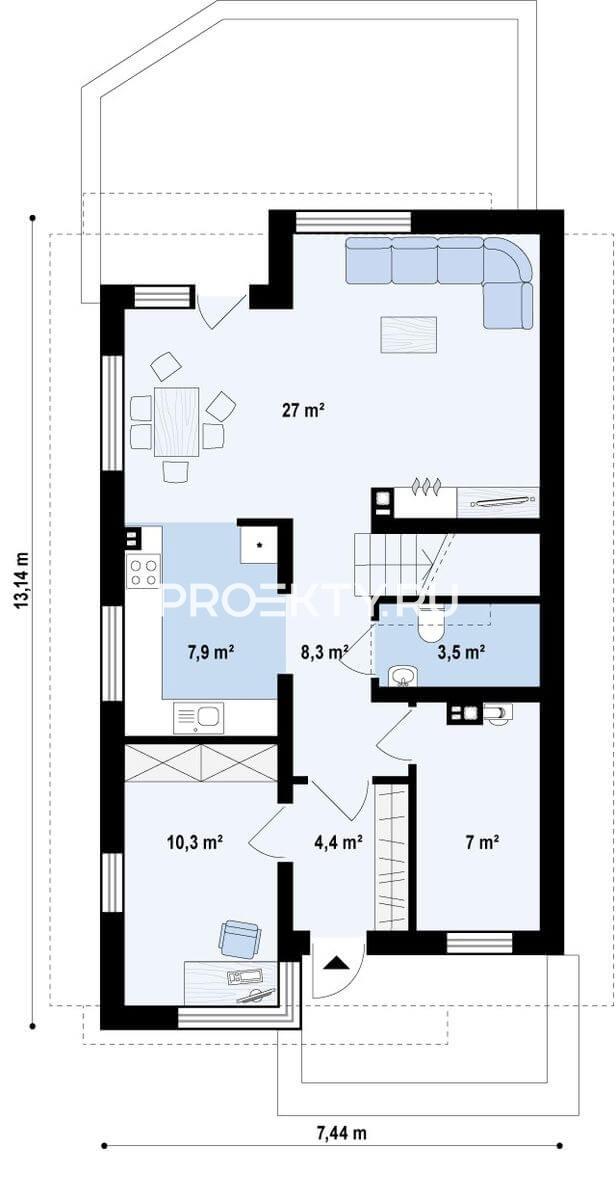 План проекта Z296