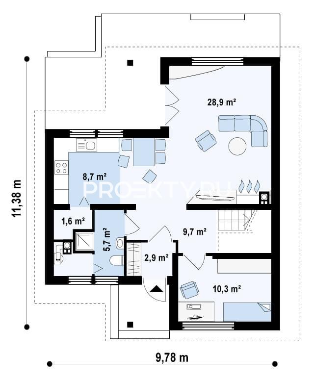 План проекта Z37