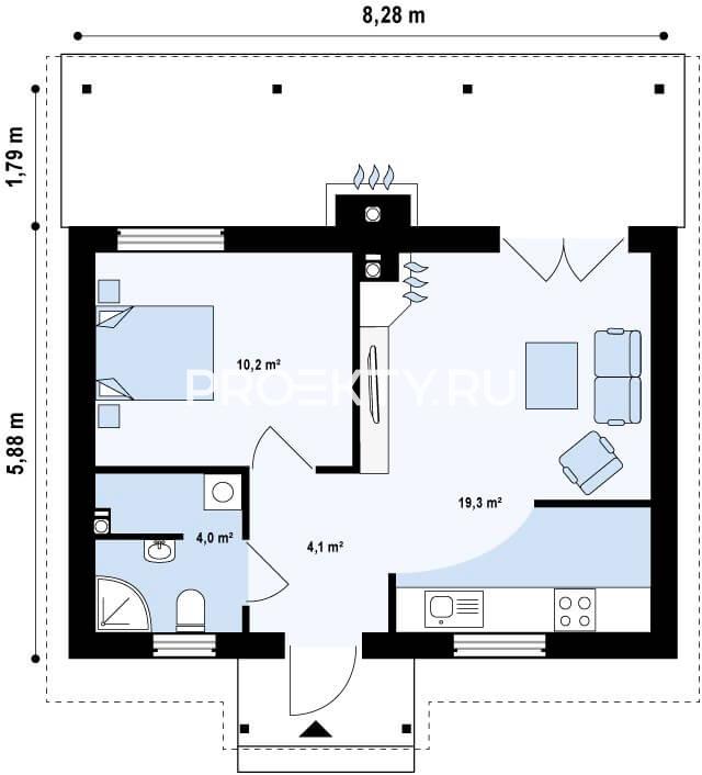 План проекта Z42
