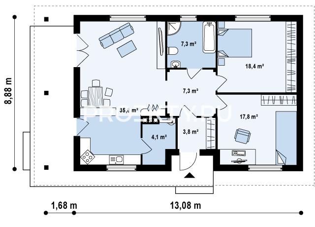 План проекта Z55