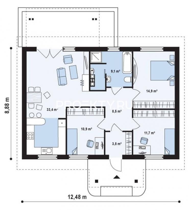 План проекта Z61