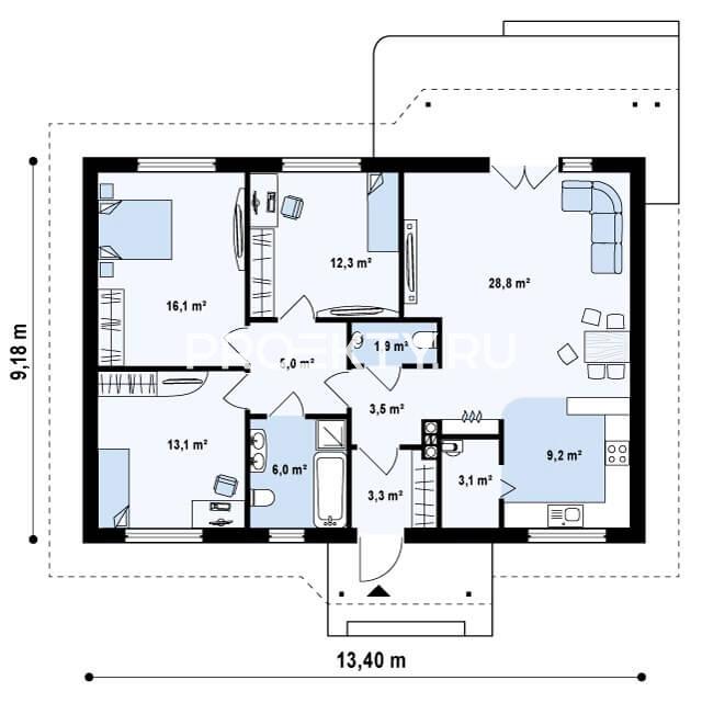 План проекта Z69
