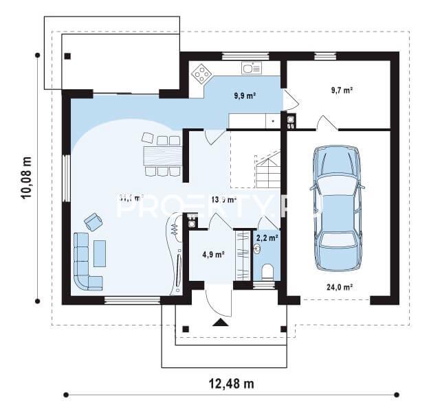 План проекта Z88