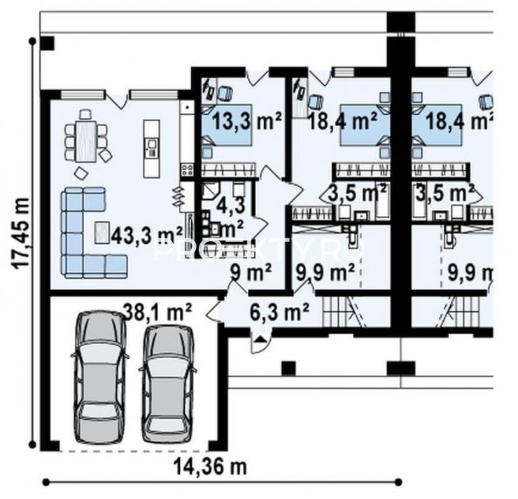 План проекта Zb16