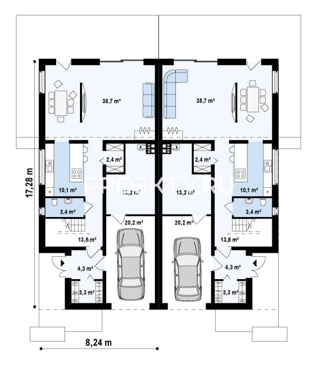План проекта Zb8