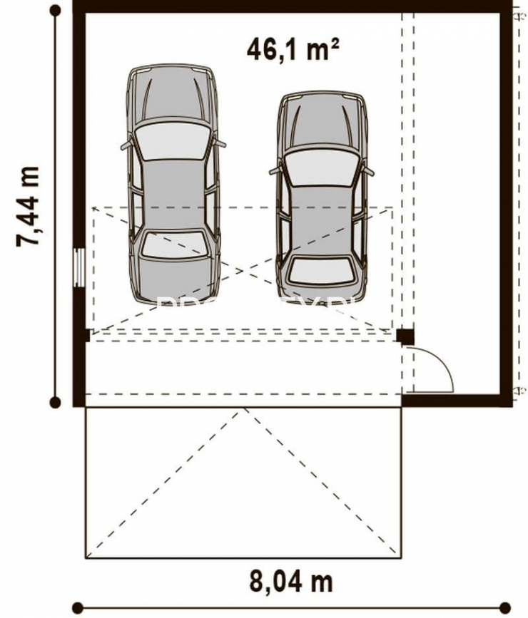 План проекта Zg16