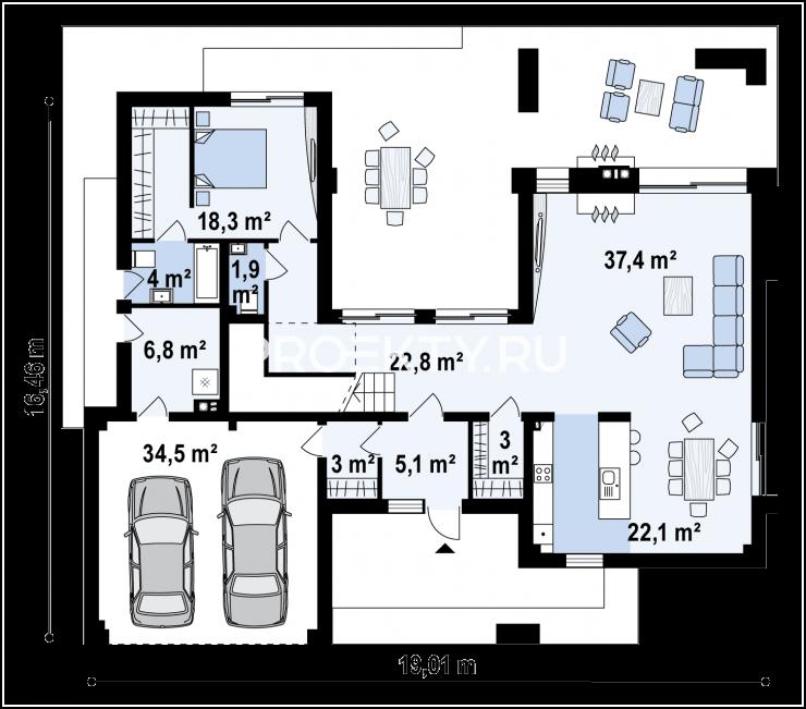 План проекта Zx107