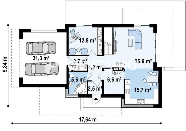 План проекта Zx114