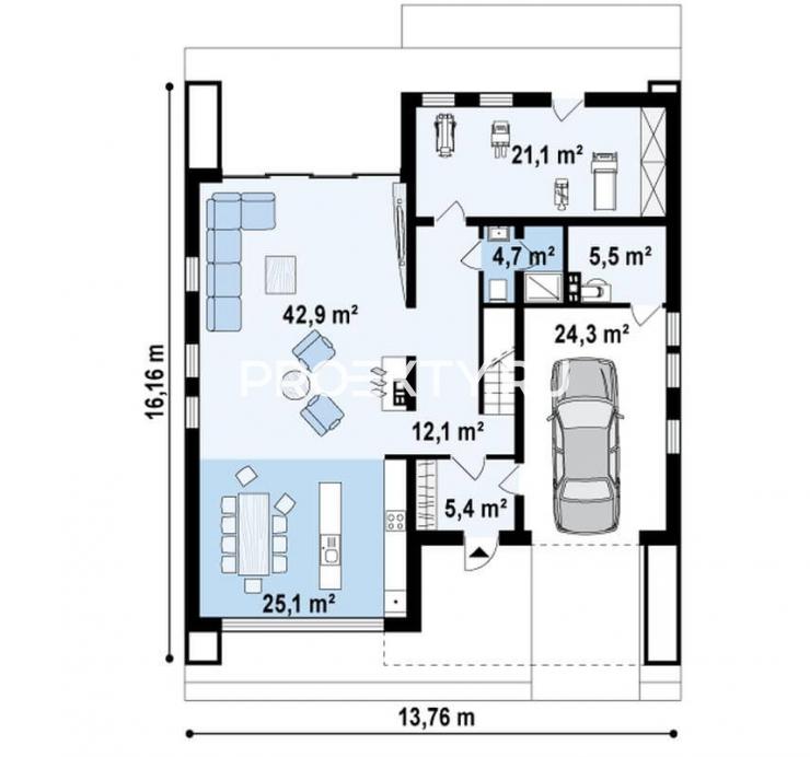 План проекта Zx123