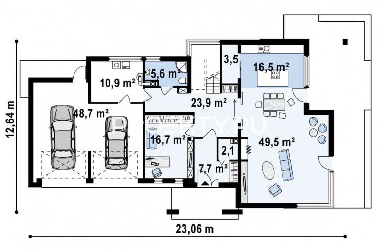 План проекта Zx15 GL2