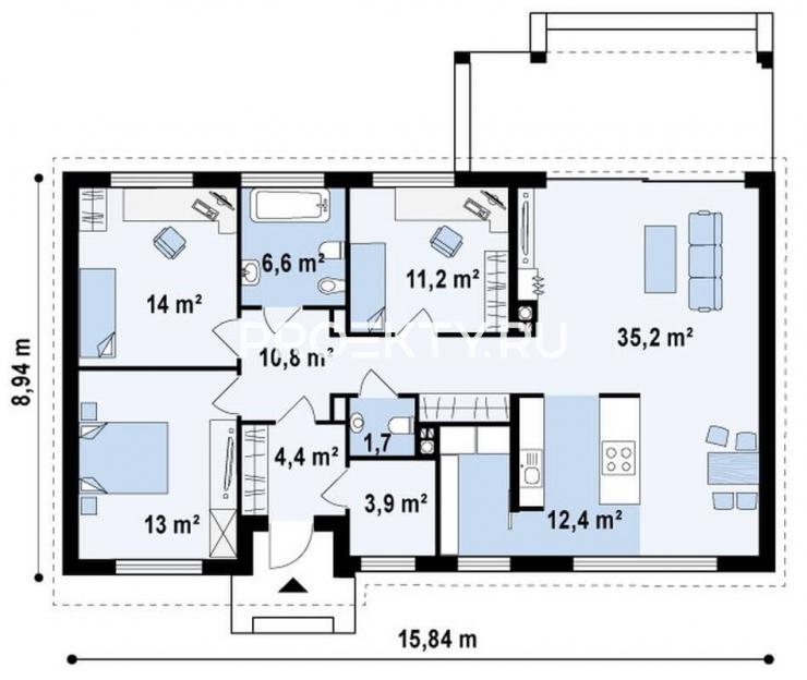 План проекта Zx17