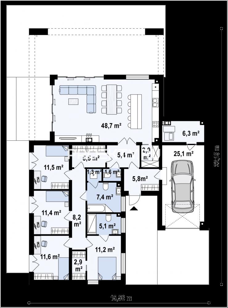 План проекта Zx185